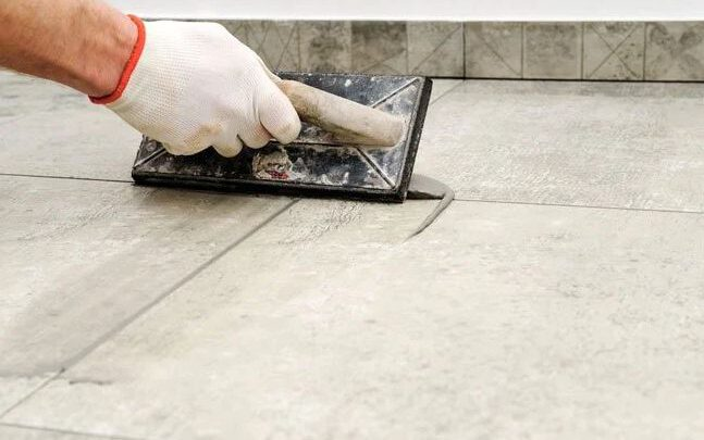 What are the main types Of Grout Used In Construction