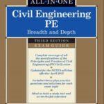 Civil Engineering PE Breadth and Depth PDF Book