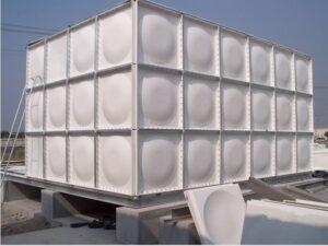 GRP Water Storage Tanks