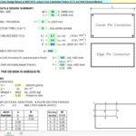 Two-way Floor Design Using Cross-Laminated Timber Spreadsheet