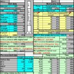 Drilling Calculation Spreadsheet